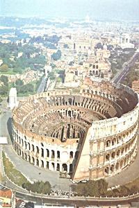 Roma - Colosseum (Il Colosseo)