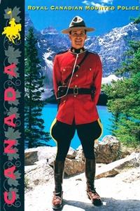 Poliția Călare Canadiană