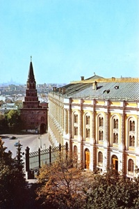 Russia - Moscow - Kremlin - Armoury