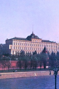 Russia - Moscow - Kremlin - The Great Kremlin Palace