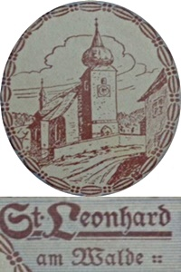 Sankt Leonhard am Walde