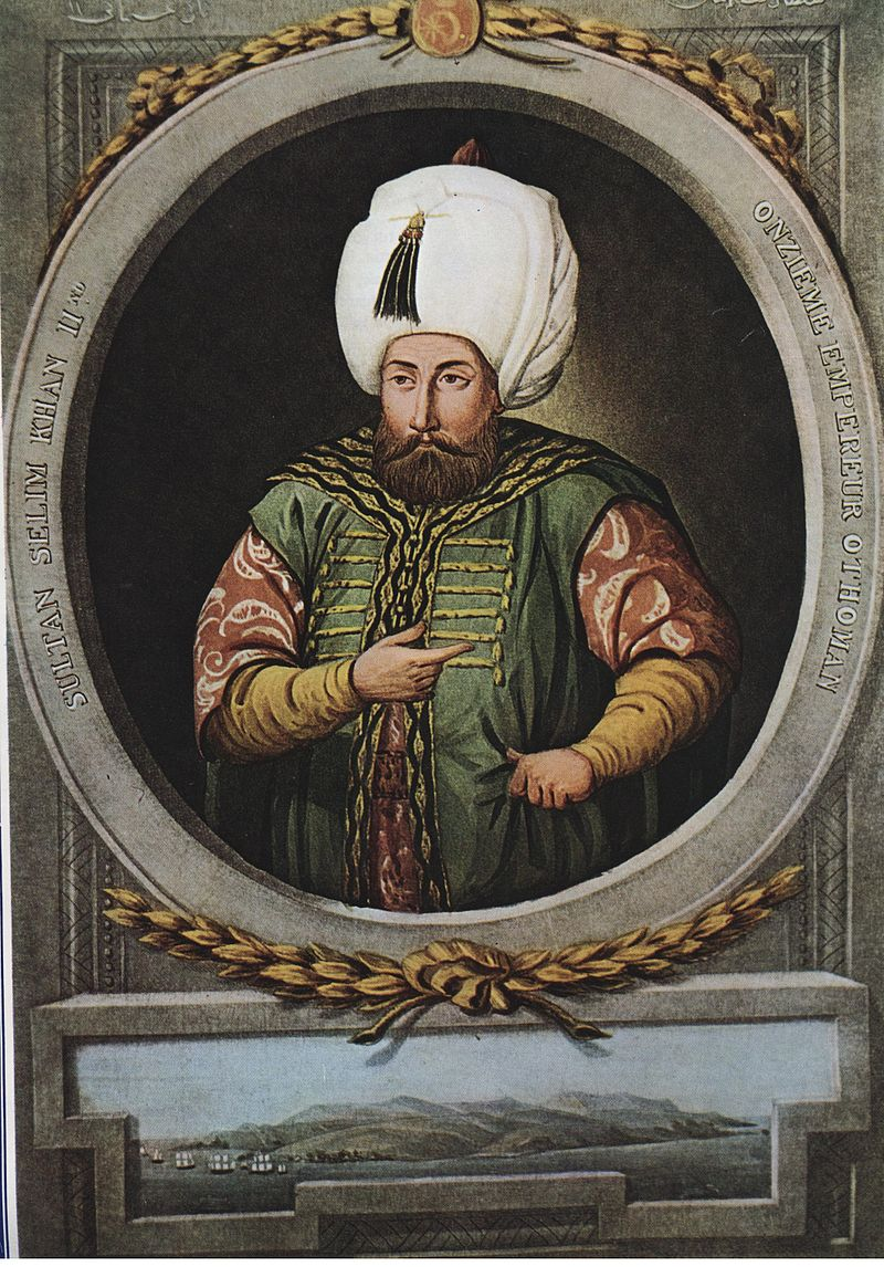 Selim II (1566-1574)