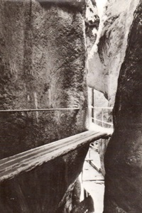 Șapte Scări - Canionul