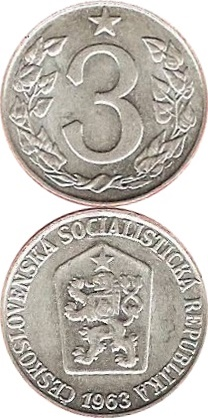 Socialist Republic - 1962-1963 - 3 Halere