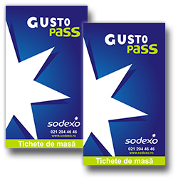 Sodexo Pass Romania SRL - Gusto Pass - Lunch tickets