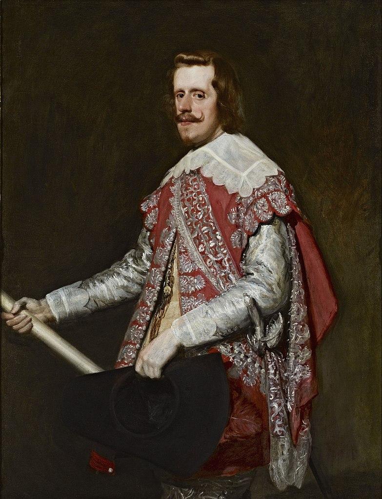 Spanish Colony - Philip IV (1621-1665)