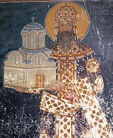 Stefan Uroš II Milutin (1282-1321)