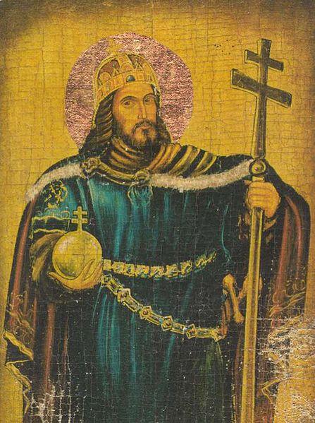 Stephen I (1000-1038)