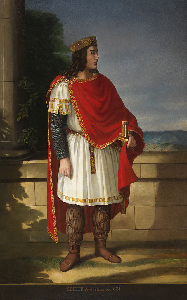 Suintila (621-631)