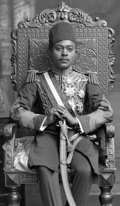 Sultanate - Ali bin Hamud (1902-1911)