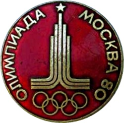Summer Olympics, Moscow 1980
