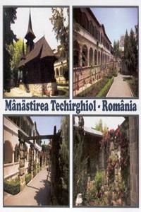 Techirghiol Monastery