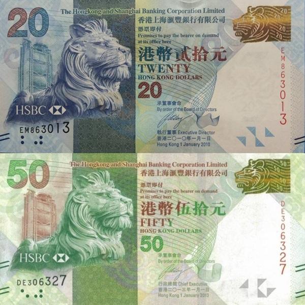 The Hongkong & Shanghai Banking Corporation Limited - Emisiunea 2010-2014