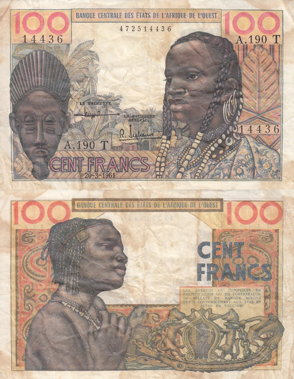 Togo (T) - 1961-1965 & ND Issue