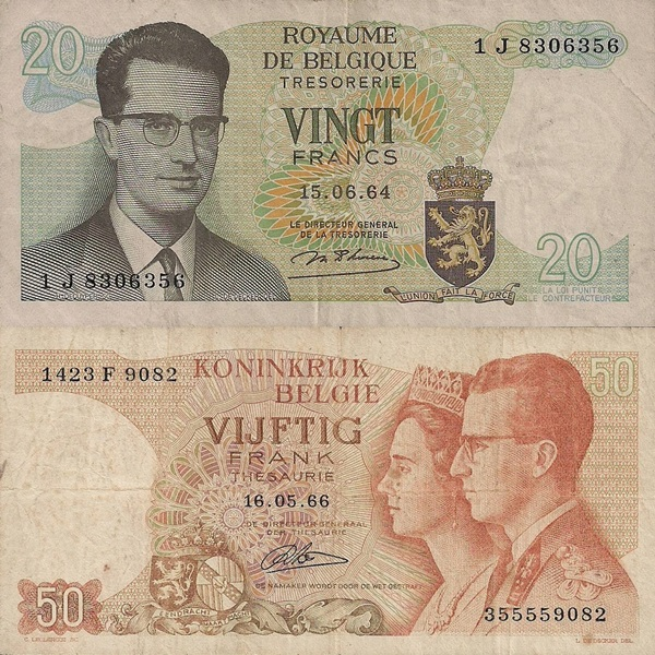 Treasury Notes - 1964-1966 Issue