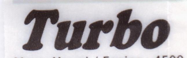 TURBO SUPER (K&M)