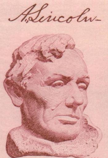 Președinții SUA - Abraham Lincoln
