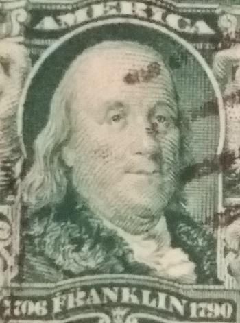 US Presidents - Benjamin Franklin