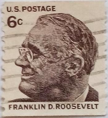 US Presidents - Franklin Delano Roosevelt