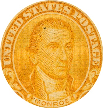 US Presidents - James Monroe