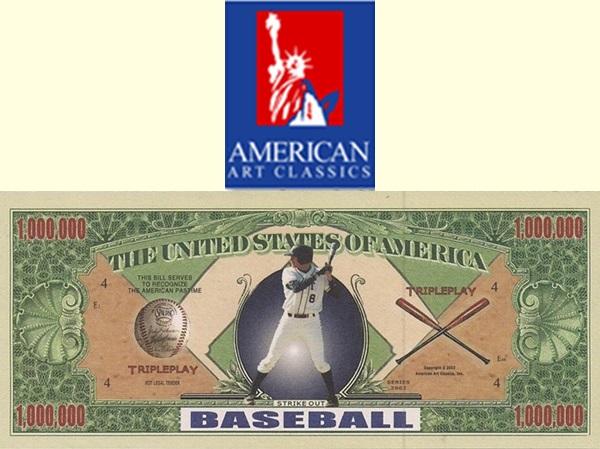 USA - American Art Classics, Inc. (AAC) - Sport