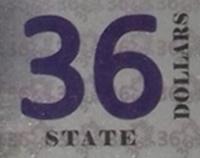 USA - State Dollars