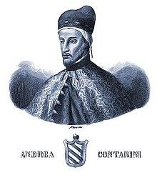 Venice - Andrea Contarini (1368-1382)