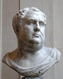 Vitellius (24 septembrie 15 - 22 decembrie 69)