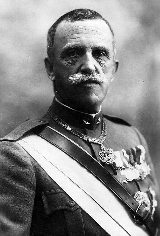 Vittorio Emanuele III (1900-1946)