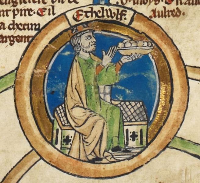 Wessex - Aethelwulf (839-858)