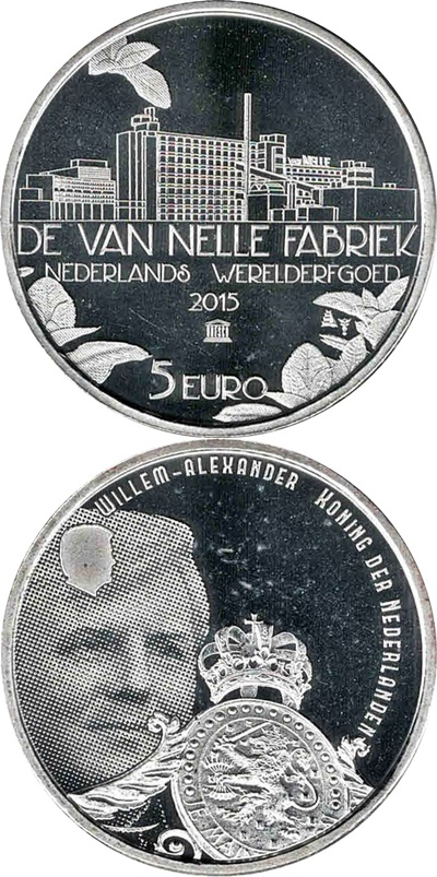 Willem-Alexander - Comemmorative 2013- (Euro)