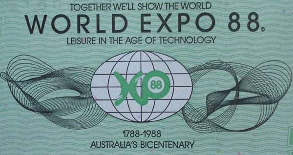 Expoziţia Mondială, 1988 - Brisbane