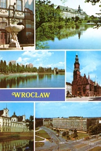 Wrocław (1945- )