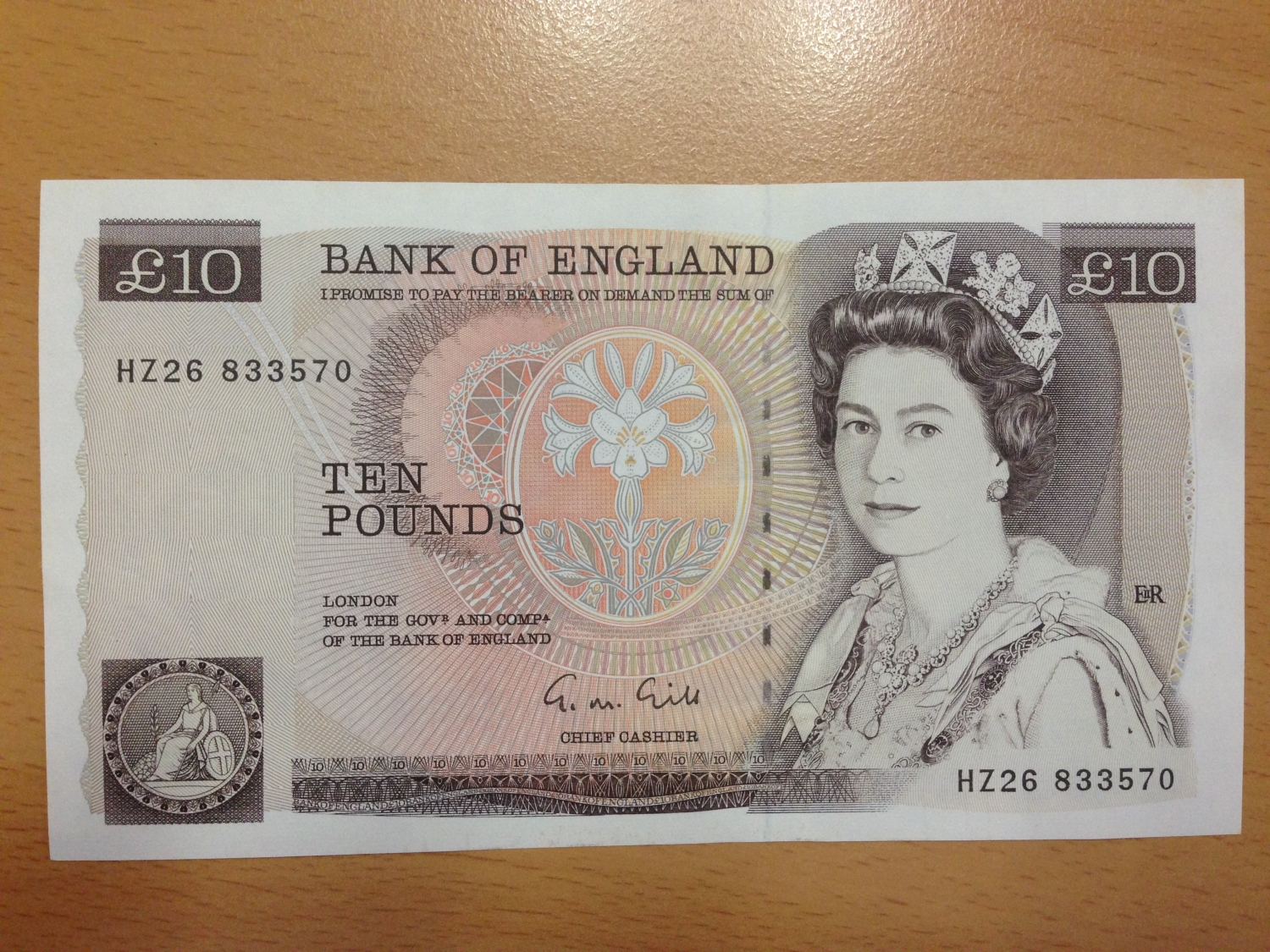 bank of england notes legal tender