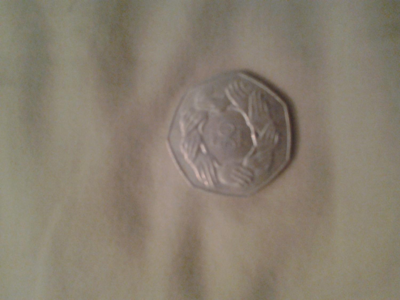 1973 50 pence - ID 8687